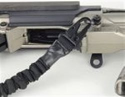 KEL TEC KSG Single Point Sling Attachment - Reversible for Hook Style Slings