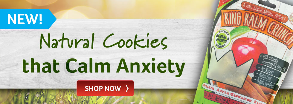Natural Cookies that Calm Anxiety
